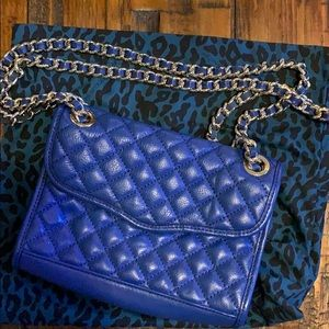 Rebecca Minkoff Quilted Small Crossbody
